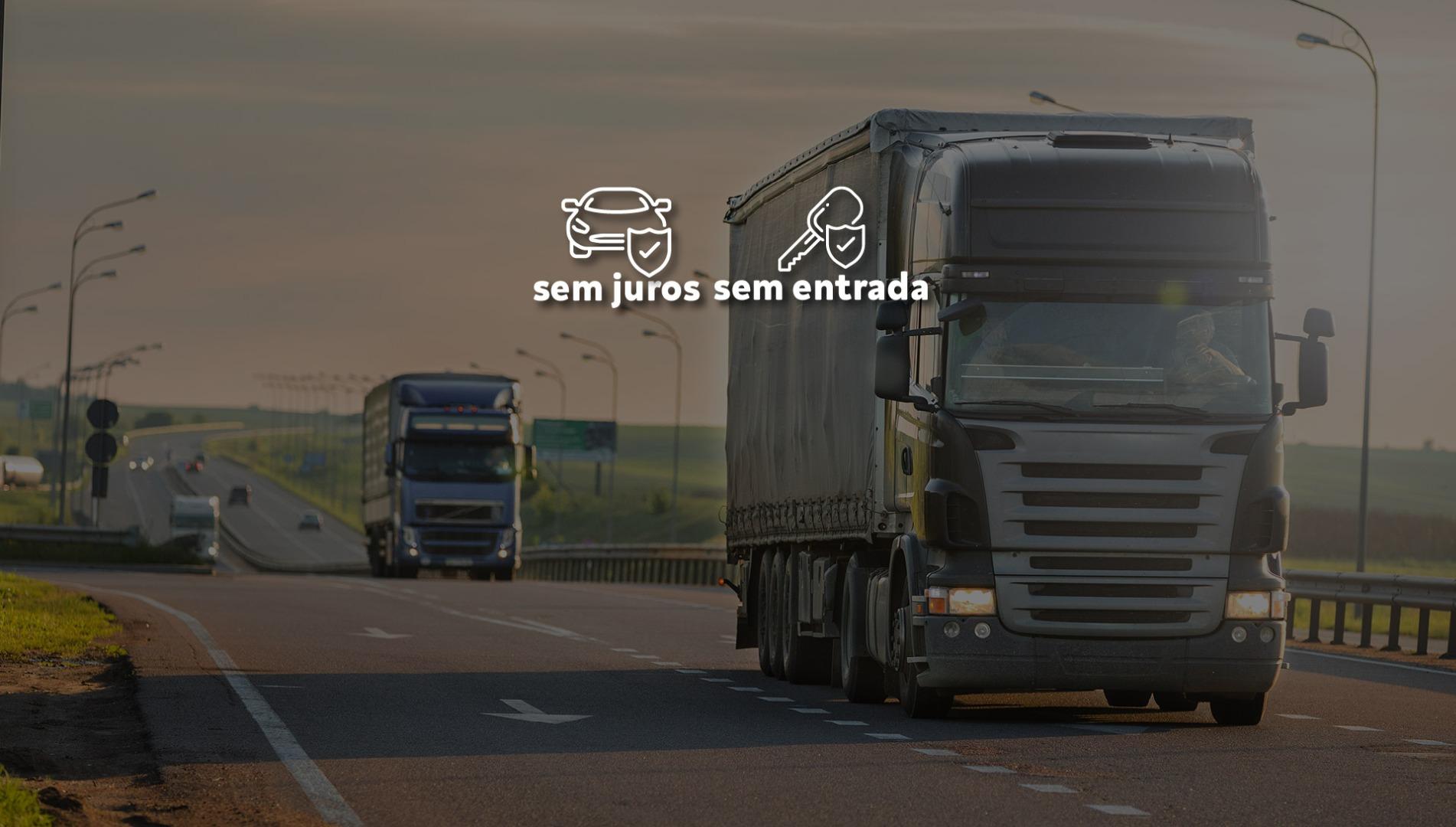 Crédito para Caminhões, Carretas, Ônibus e outros pesados