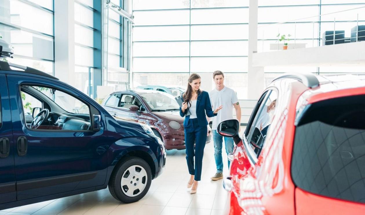 Troque seu carro por um modelo do ano!