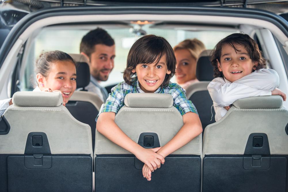 O seu carro está pequeno para a família?