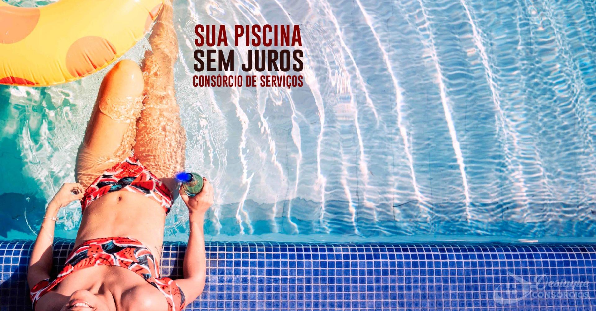 Consórcio para Piscina em Santa Catarina