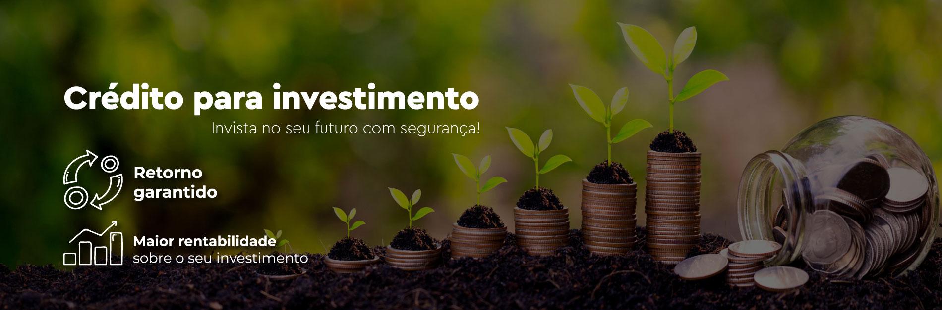 Consórcio para Investimento