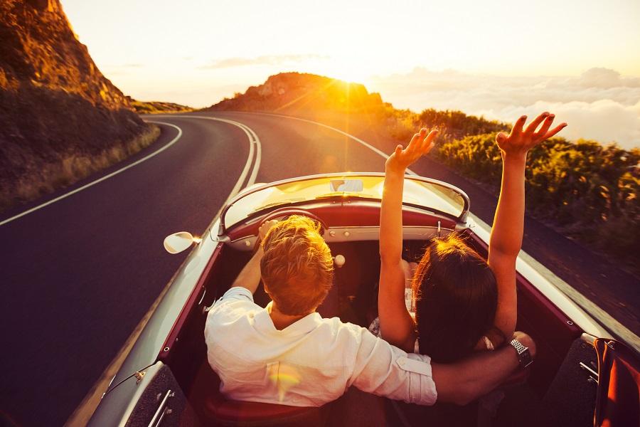 Viaje com o seu próprio carro!