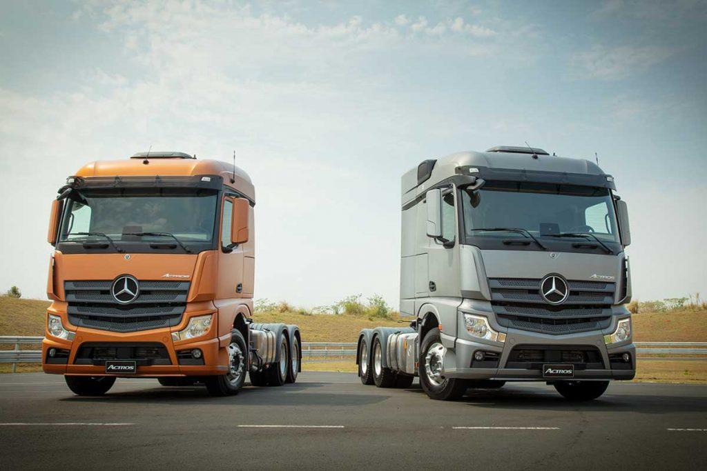 Créditos sem juros para caminhões, Life Consórcios - HS Consórcios