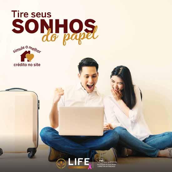 Consórcio Imobiliário Sem Juros, Life Consórcios - HS Consórcios