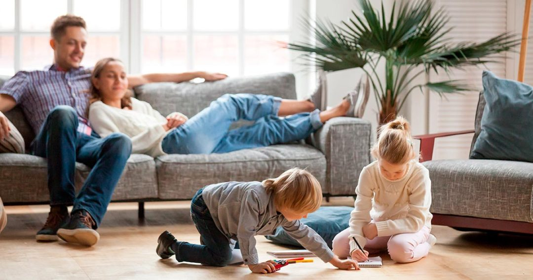 A família vai crescer? A casa cresce junto., Midi Invest