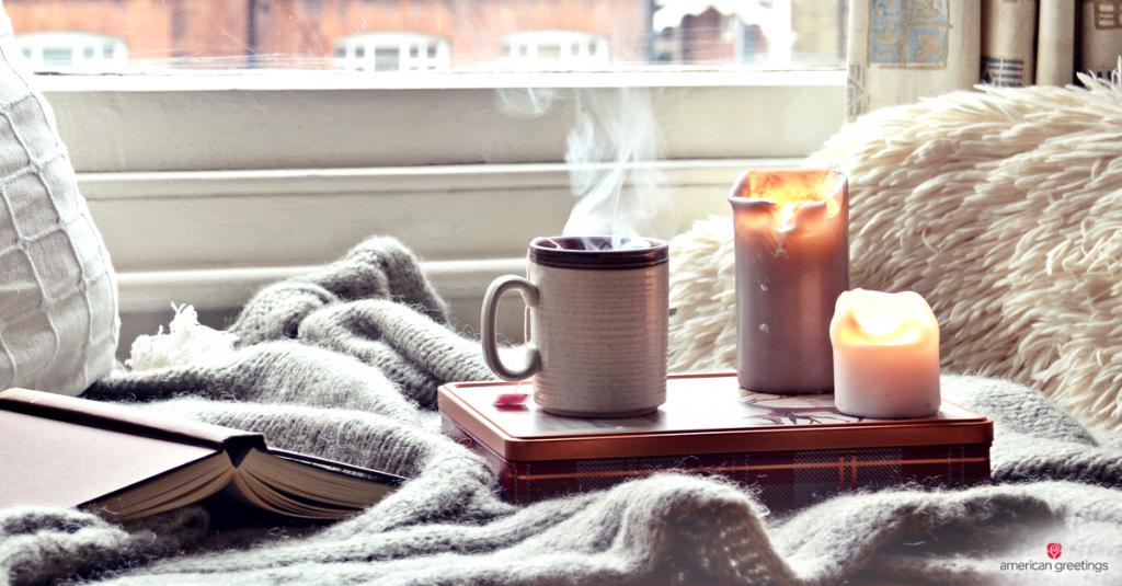 Aproveite o inverno de casa nova