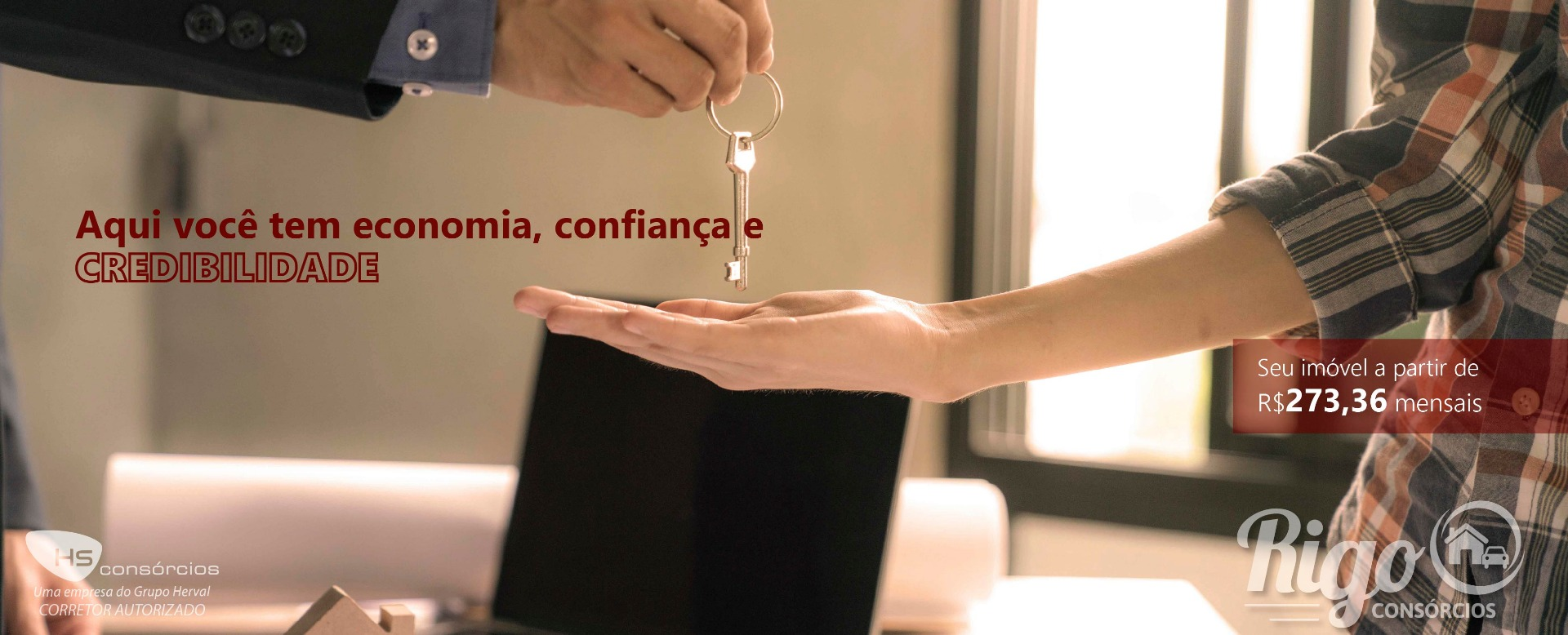 Consórcio de Imóveis sem juros, Rigo Consórcio